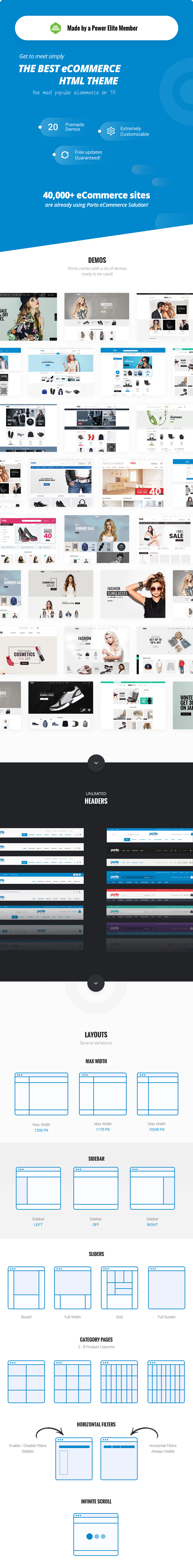 Porto - eCommerce HTML Template - 1