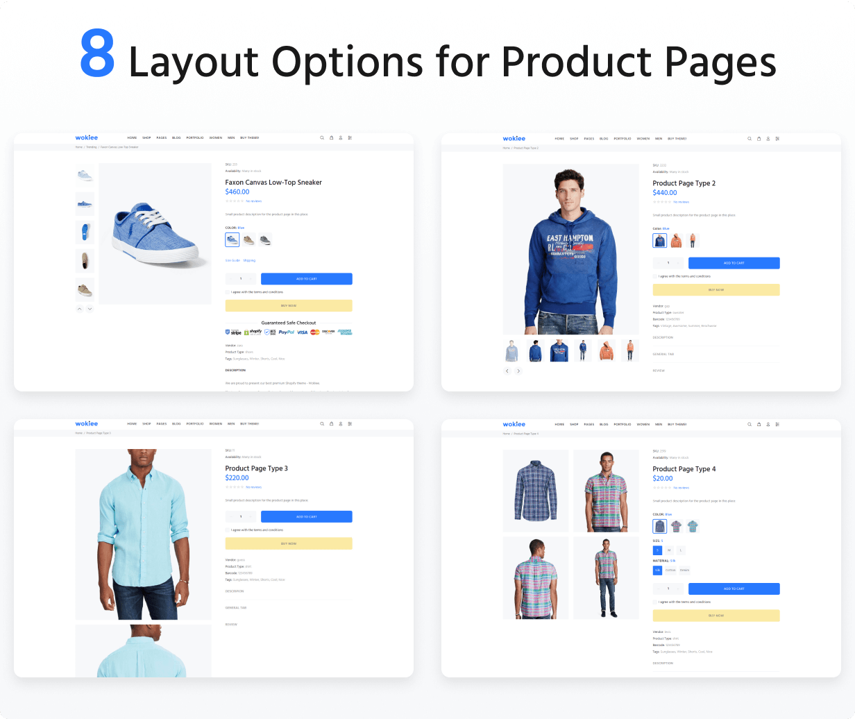 Wokiee - Multipurpose Shopify Theme - 19