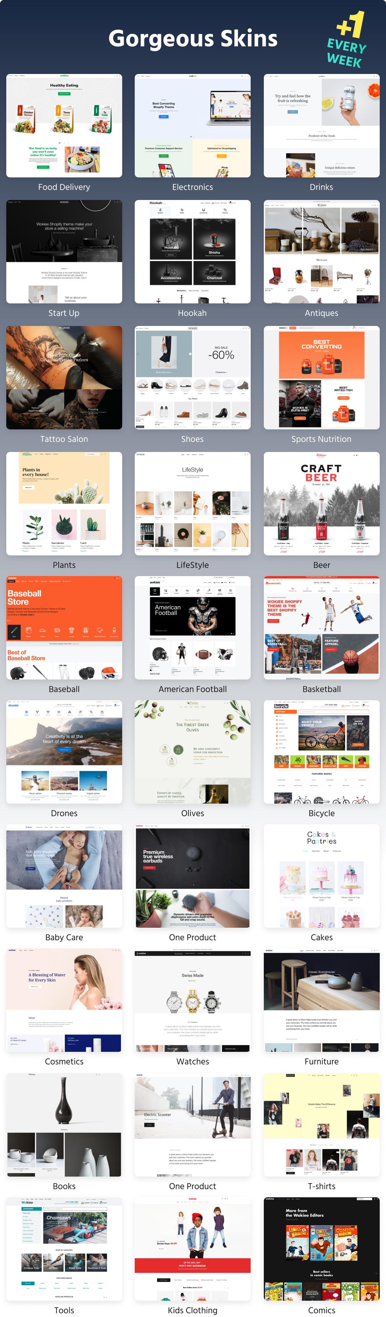 Wokiee - Multipurpose Shopify Theme - 16