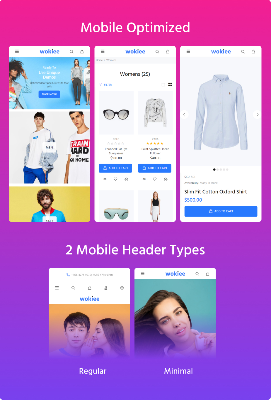 Wokiee - Multipurpose Shopify Theme - 48