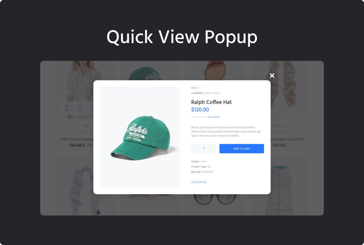 Wokiee - Multipurpose Shopify Theme - 36