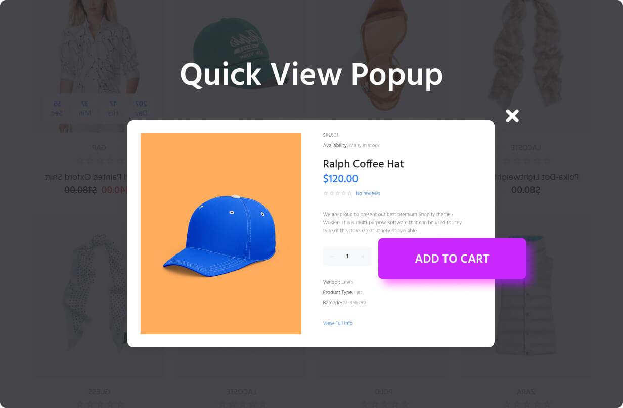 Wokiee - Multipurpose Shopify Theme - 42